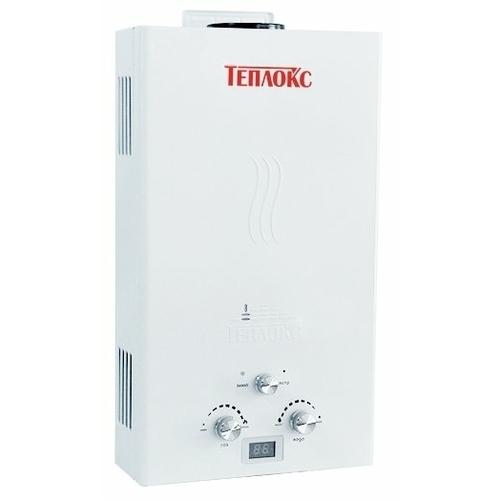Проточный газовый водонагреватель Teplox ГПВ-10