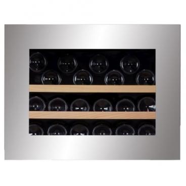 Встраиваемый винный шкаф Dunavox DAB-26.60SS.TO