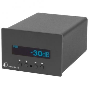 Интегральный усилитель Pro-Ject Stereo Box DS