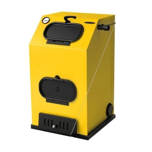 Твердотопливный котел TMF Прагматик Автоматик 30 кВт АРТ под ТЭН одноконтурный
