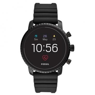 Часы FOSSIL Gen 4 Smartwatch Explorist HR (silicone)