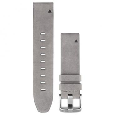 Garmin Кожаный ремешок QuickFit 20 мм для Garmin Fenix 5s