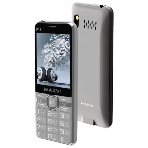 Телефон MAXVI P15