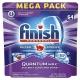 Finish Quantum таблетки (original) для посудомоечной машины