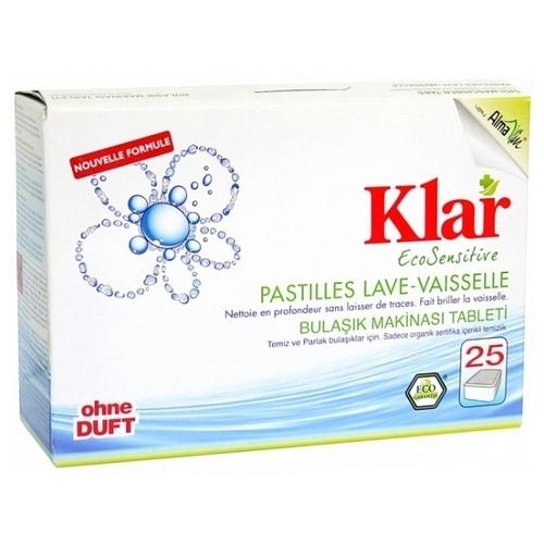 Klar таблетки для посудомоечной машины