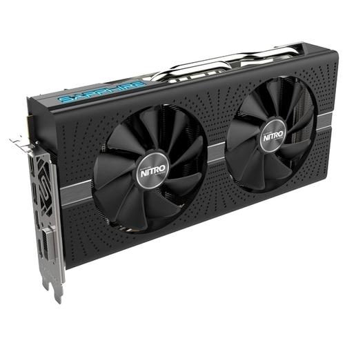 Видеокарта Sapphire Nitro+ Radeon RX 570 1340MHz PCI-E 3.0 4096MB 7000MHz 256 bit DVI 2xHDMI HDCP