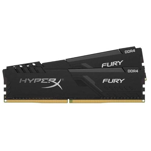 Оперативная память 8 ГБ 2 шт. HyperX HX432C16FB3K2/16