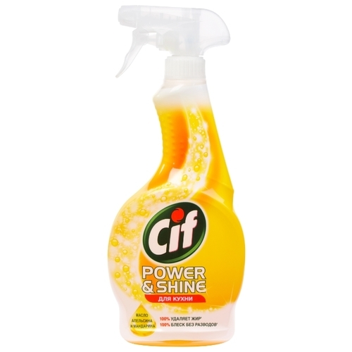 Чистящее средство Power & Shine Cif