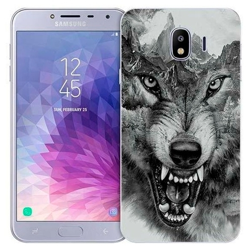Чехол Gosso 719336 для Samsung Galaxy J4 (2018)