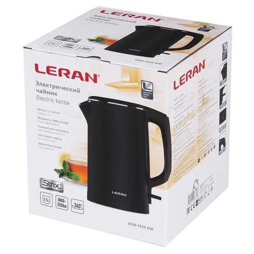 Чайник Leran EKM-1555 DW
