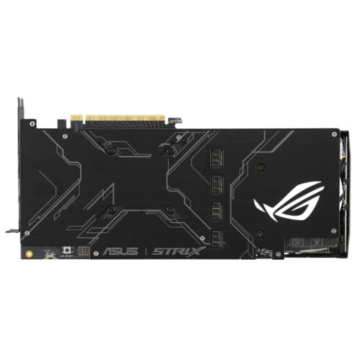 Видеокарта ASUS ROG GeForce RTX 2060 SUPER 1470MHz PCI-E 3.0 8192MB 14000MHz 256 bit 2xDisplayPort 2xHDMI HDCP STRIX GAMING Advanced