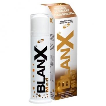 Зубная паста BlanX Med Anti-stain