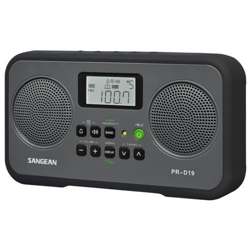 Радиобудильник Sangean PR-D19