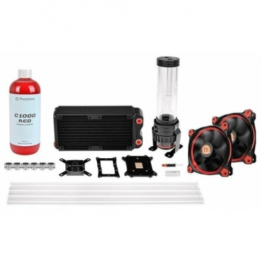 Кулер для процессора Thermaltake Pacific RL240 D5 Hard Tube Water Cooling Kit