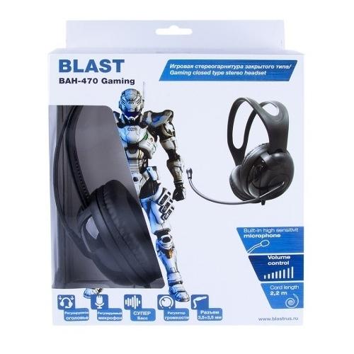 Компьютерная гарнитура BLAST BAH-470