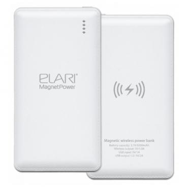 Аккумулятор Elari MagnetPower 6000
