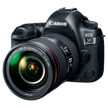Фотоаппарат Canon EOS 5D Mark IV Kit