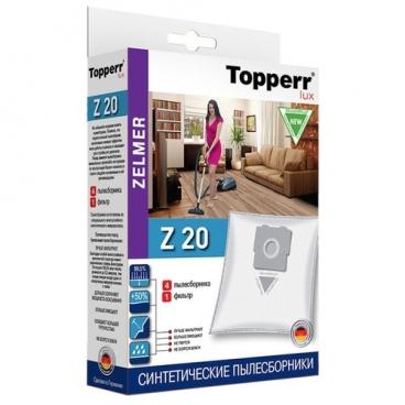 Topperr Синтетические пылесборники Z20