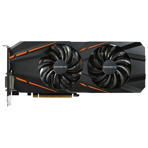 Видеокарта GIGABYTE GeForce GTX 1060 1620MHz PCI-E 3.0 6144MB 8008MHz 192 bit DVI HDMI HDCP rev. 1.0