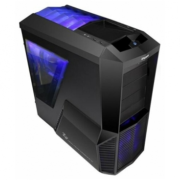 Компьютерный корпус Zalman Z11 Plus Black