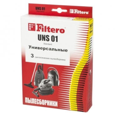 Filtero Мешки-пылесборники UNS 01 Standard
