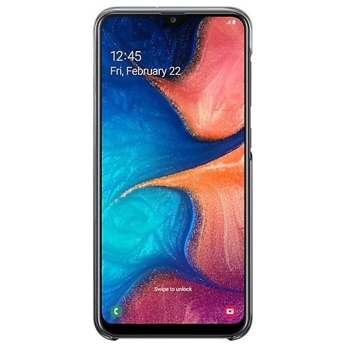 Чехол Samsung EF-AA205 для Samsung Galaxy A20 SM-A205F