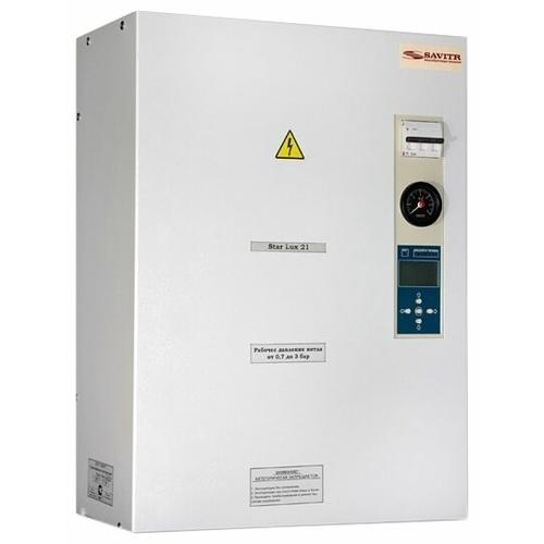 Электрический котел Savitr Lux Plus 15 15 кВт одноконтурный