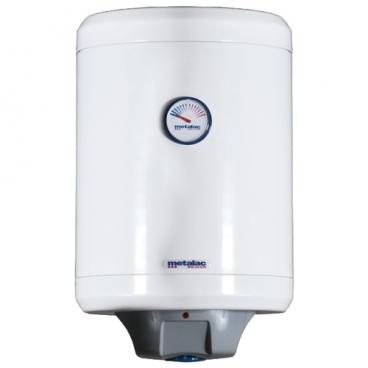 Накопительный электрический водонагреватель Metalac Heatleader MB 30 Inox Slim R