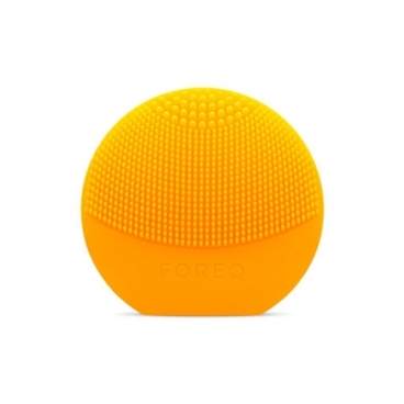 FOREO Щетка для чистки и массажа лица LUNA play plus (Sunflower Yellow)