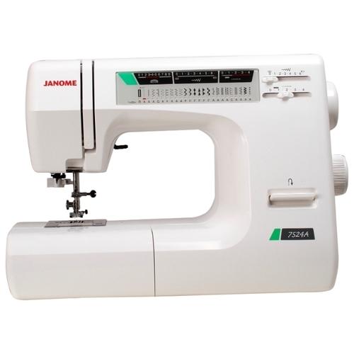 Швейная машина Janome 7524A