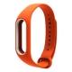 Xiaomi Силиконовый ремешок для Mi Band 3 двухцветный