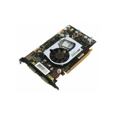 Видеокарта XFX GeForce 8600 GT 540Mhz PCI-E 256Mb 1400Mhz 128 bit 2xDVI TV YPrPb