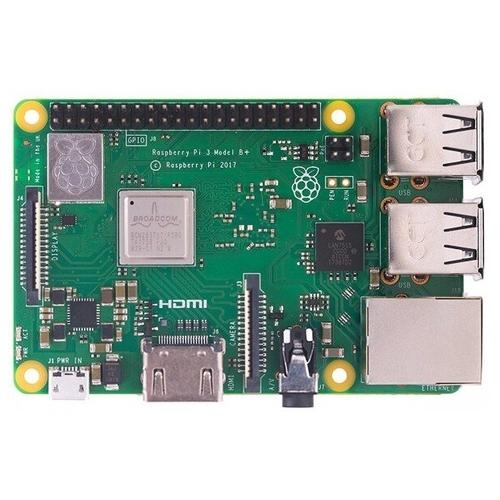 Микрокомпьютер Raspberry Pi Pi 3 B+