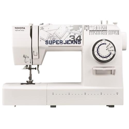 Швейная машина TOYOTA Super Jeans 34