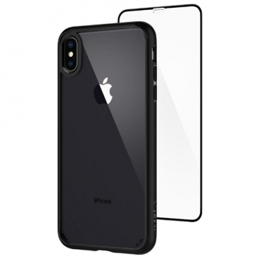 Чехол Spigen Ultra Hybrid 360 (065CS25132) для Apple iPhone Xs Max