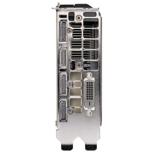 Видеокарта EVGA GeForce GTX 1070 Ti 1607Mhz PCI-E 3.0 8192Mb 8008Mhz 256 bit DVI HDMI HDCP GAMING