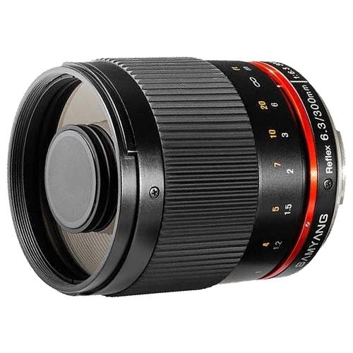 Объектив Samyang 300mm f/6.3 ED UMC CS Reflex Mirror Lens Sony NEX