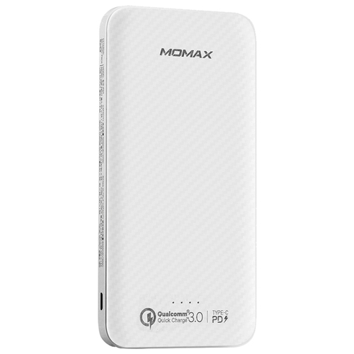 Аккумулятор MOMAX iPower Minimal PD Quick Charge Battery Pack 10000mAh