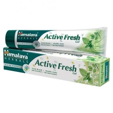 Зубная паста Himalaya Herbals Active Fresh
