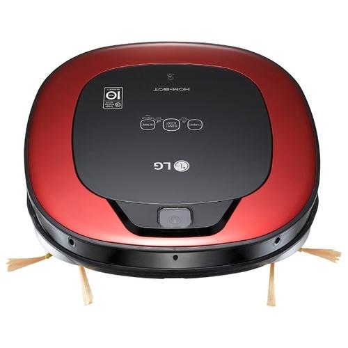 Робот-пылесос LG VRF6043LR