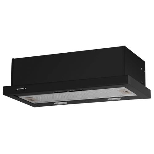 Встраиваемая вытяжка MAUNFELD VS Light 50 Gl черный
