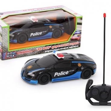 Машинка Beboy Police 1:16
