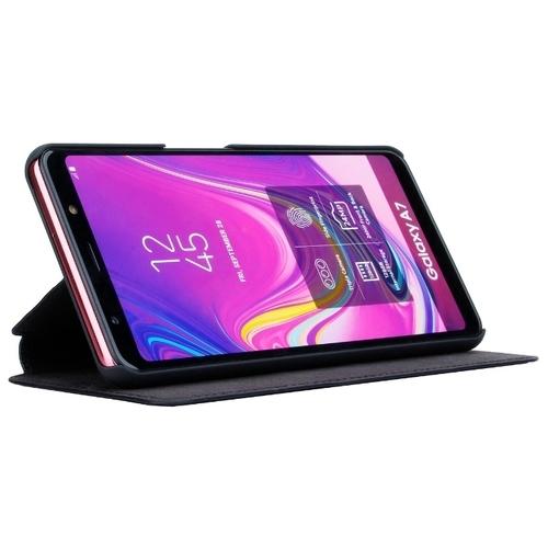 Чехол G-Case Slim Premium для Samsung Galaxy A7 (2018) (книжка)