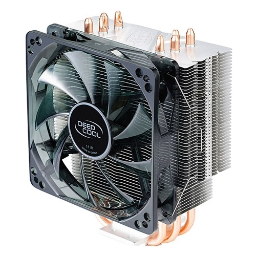 Кулер для процессора Deepcool GAMMAXX 400 Red