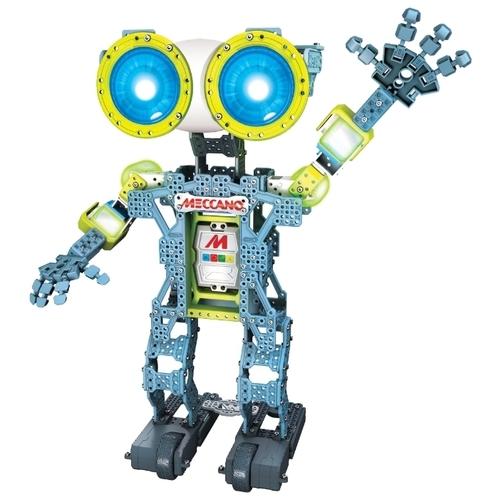 Электронный конструктор Meccano TECH 15401 Меканоид G15