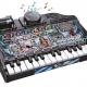Набор для исследований Amazing Набор Tronex: 38 музыкальных экспериментов с пианино. Электронный конструктор 32038