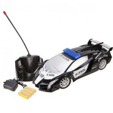 Машинка Наша игрушка Полиция 1:12
