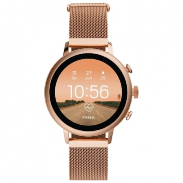Часы FOSSIL Gen 4 Smartwatch Venture HR (stainless steel mesh)