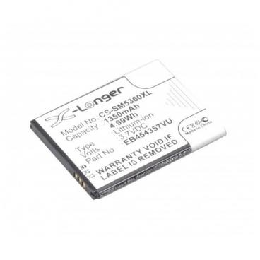 Аккумулятор Cameron Sino CS-SM5360XL для Samsung GT-B5510 Galaxy Y Pro/S5300, Pocket/S5302