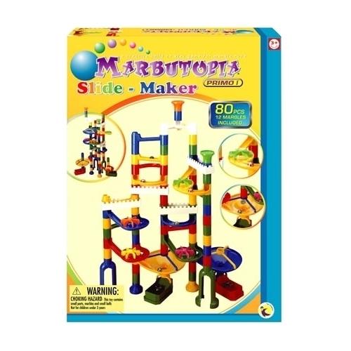 Динамический конструктор Marbutopia NK6815 Сделай горку